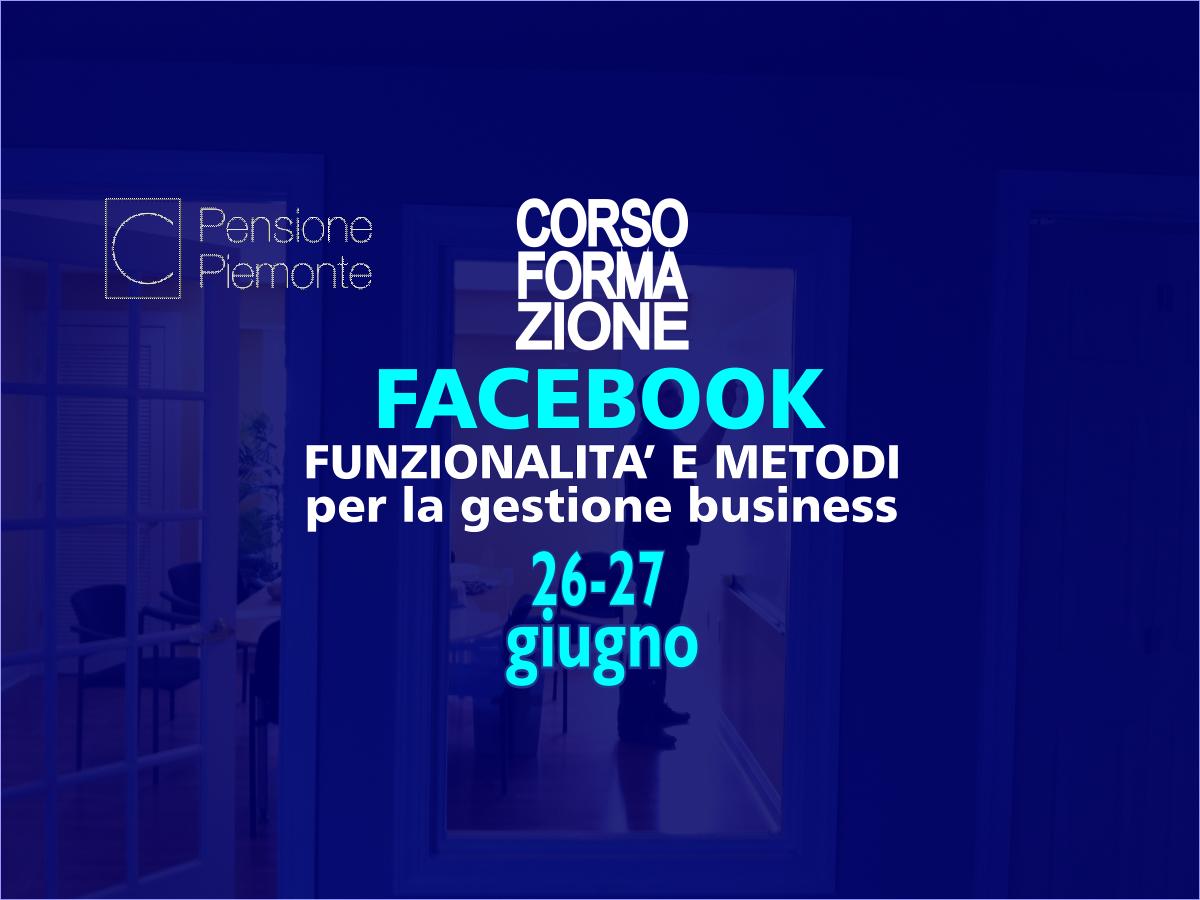 Facebook - Corso Formazione Facebook - Simone Fulimeni - Loreto - ancona