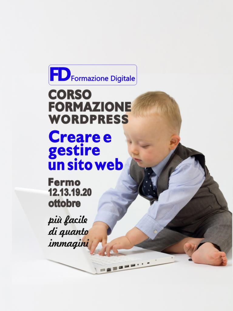 Corso formazione - wordpress - simone fulimeni - fermo