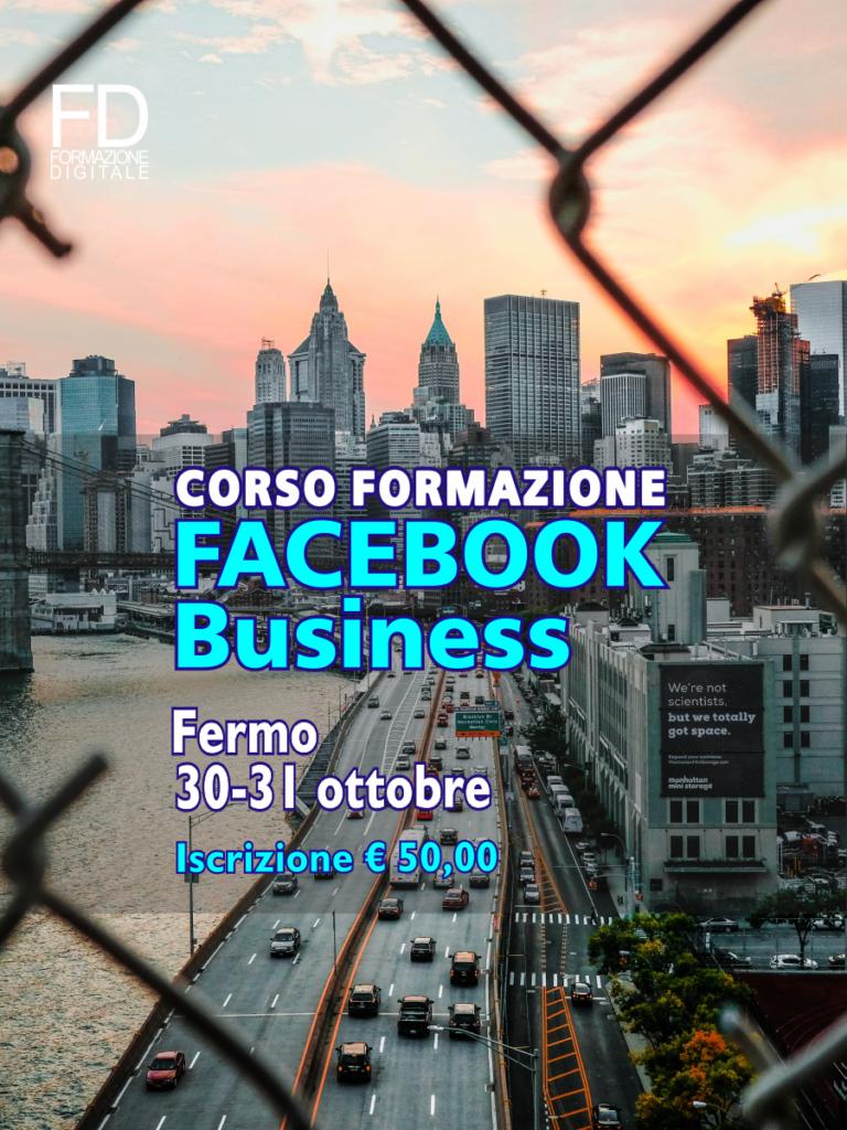 Corso Facebook - Simone Fulimeni - Fermo