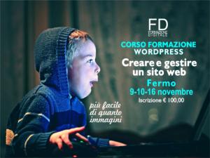 Corso WordPress - Simone Fulimeni - Fermo