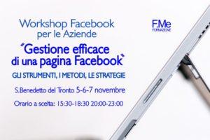 Workshop Facebook - Simone Fulimeni - San Benedetto del Tronto