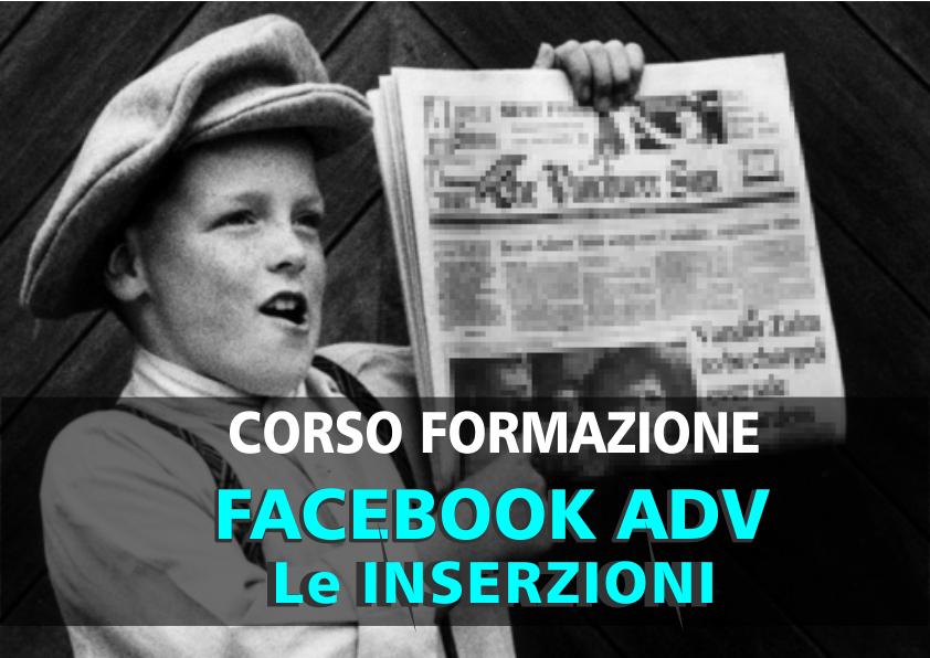 Corso Formazione - Inserzioni Facebook - Simone Fulimeni - Fermo