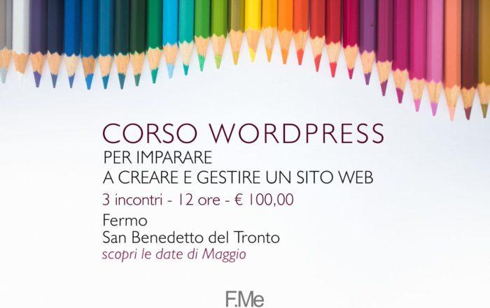 Corso Wordpress - Simone Fulimeni